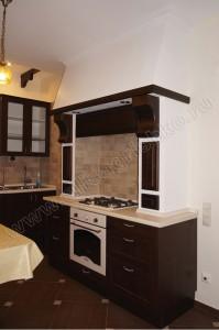 Кухня-гостиная. Реализация
